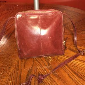 Vintage Hobo The Original Double Zip Crossbody Bag